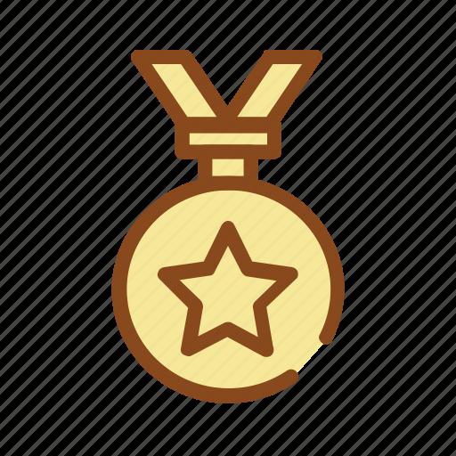 children, education, events, kids, medals, school, teacher icon