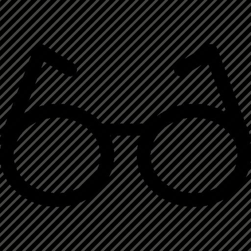 bifocals, eyeglasses, eyes, glasses, specs, spectacles icon