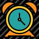 alarm, clock, school, time, timer
