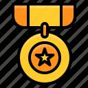 award, education, medal, school, winner