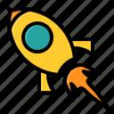 education, missile, rocket, school, space