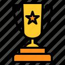 award, education, school, trophy, winner
