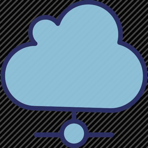 cloud computing, cloud sharing, cmpuring, digital icon