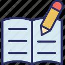 notes, education, book, pen