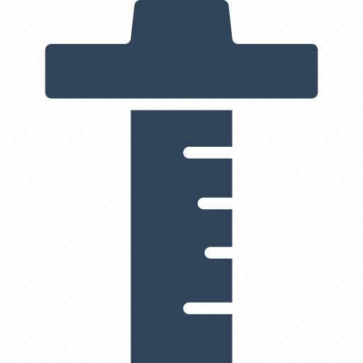 carpenter tool, decimal ruler, measure tool, ruler icon