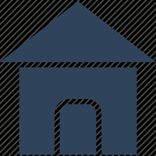 building, college, real estate, school icon