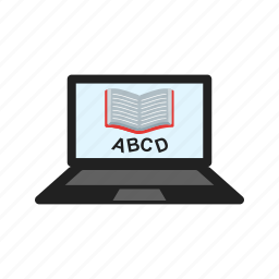 computer, education, internet, learning, online, study, technology icon