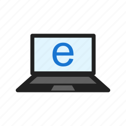 business, computer, internet, network, phone, technology icon