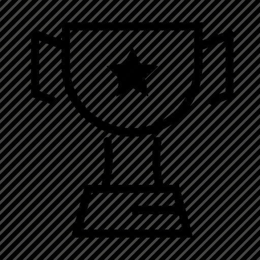 match, school, tools, trophy, win, winner icon