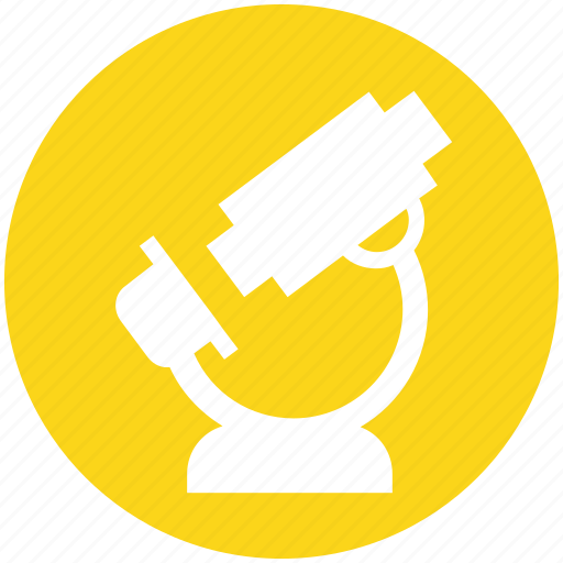 Bacterium, biology, laboratory, medical, microscope, research, science icon - Download on Iconfinder
