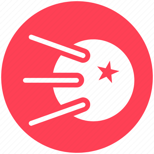 Falling star, planets, rocket, science, space, star, universe icon - Download on Iconfinder