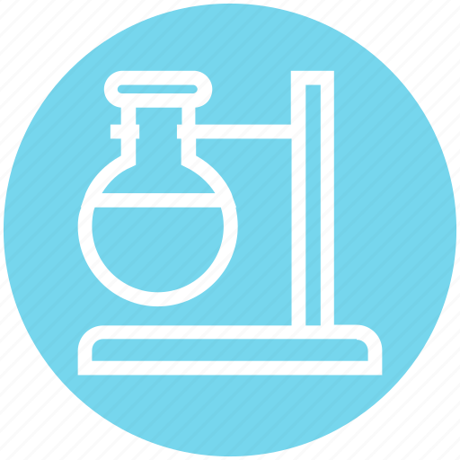 Chemical, flask, lab, laboratory, liquid, science, test tube icon - Download on Iconfinder