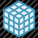 box, cube, form, geometry, math, science, shape