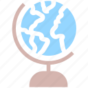 desk globe, education, globe, map, science, table globe, world map