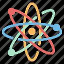 atom, atomic, education, nuclear, physics