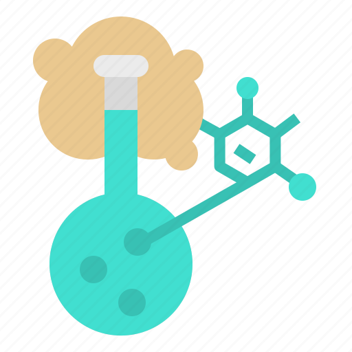 chemical, experiment, lab, reaction, several icon