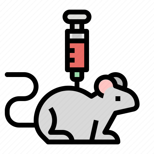 animal, education, lab, mouse, science icon