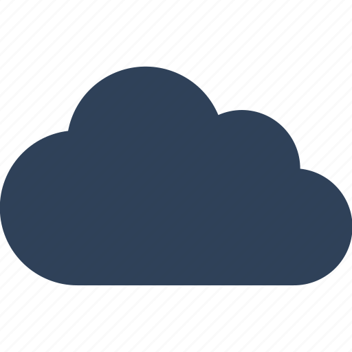 climate, cloud, meteorology, rain cloud icon