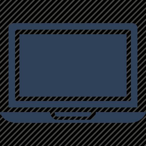 computer, digital computer, laptop, micro computer icon