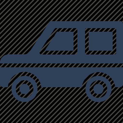 automobile, jeep, journey, suv icon