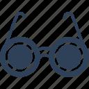 eye frame, eyeglasses, eyewear, spectacles icon