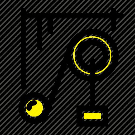 device, machine, science icon