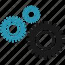 gear, science, options, settings