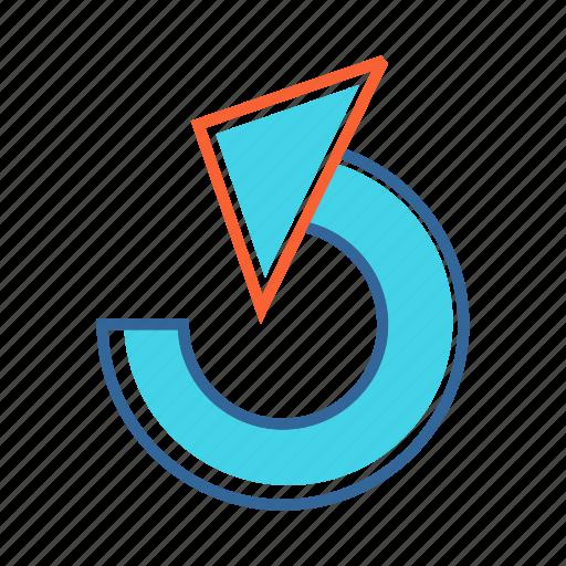 arrow, refresh, reload, synchronize icon