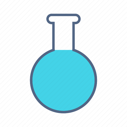 chemical, chemical flask, chemistry flask, equipment, flask, laboratory icon