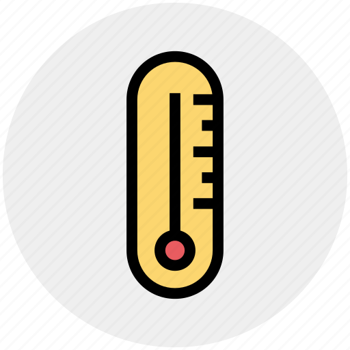 Celsius, fahrenheit, hot, medical, science, temperature, thermometer icon - Download on Iconfinder