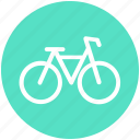 cyclist, bicycle, baby cycle, bike, cycling, transport, cycle