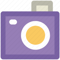 camera, image, photographic camera, photographic equipment, photography, picture icon