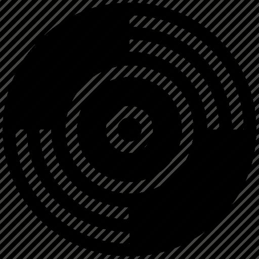 Album, cd, disc, multimedia, science, storage icon - Download on Iconfinder