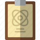 files, lab, laboratory, research, science icon
