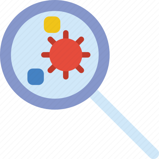 bacteria, laboratory, research, science icon