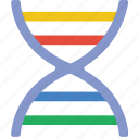 dna, laboratory, research, science icon