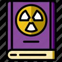 science, book, research, laboratory icon