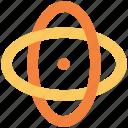 atom, chemistry, electron, energy, molecular, nuclear, physics icon