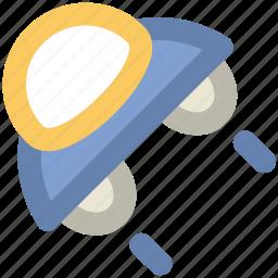 aircraft, alien spaceship, flying saucer, science, spacecraft, spaceship, ufo icon