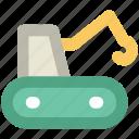 bulldozer, construction machinery, excavator, heavy equipment, heavy machinery