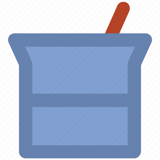 beaker, experiment, lab test, laboratory equipment, measuring cup icon