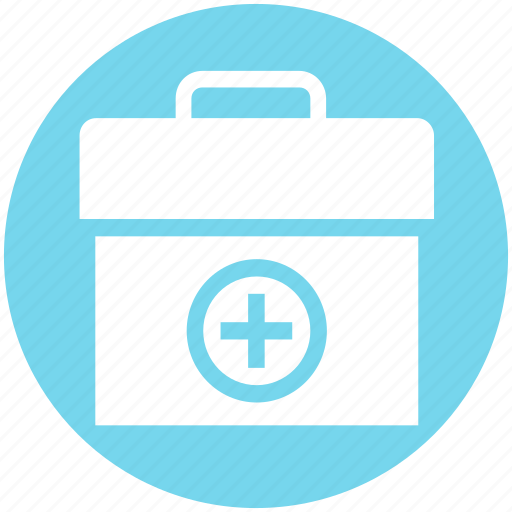 Aid, bag, first, kit, medical, science icon - Download on Iconfinder
