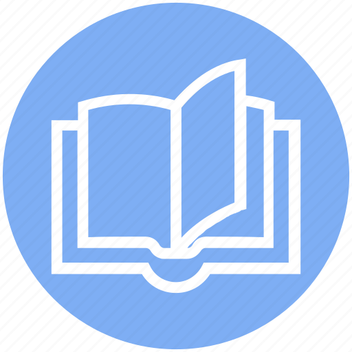 Book, education, open book, read, science, study, teaching icon - Download on Iconfinder