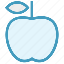 apple, diet, food, fruit, healthy fruit, organic icon