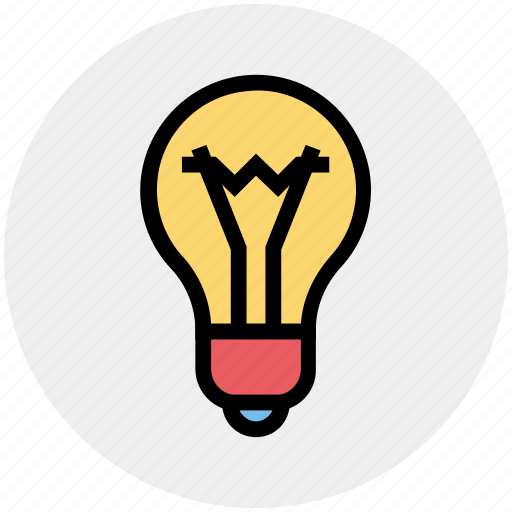 Bulb, electric bulb, illumination, light, light bulb, science icon - Download on Iconfinder