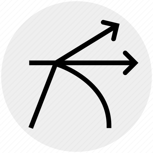 Arrows, math, science, science and arrows, science in shapes, shapes of science icon - Download on Iconfinder