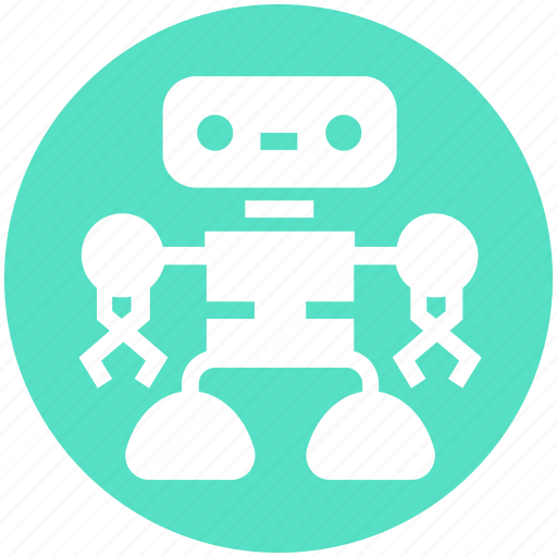Automation, robot, robot face, science, technology, working icon - Download on Iconfinder