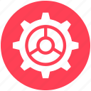 cog, cogwheel, gear, maintenance, repair, science, services icon