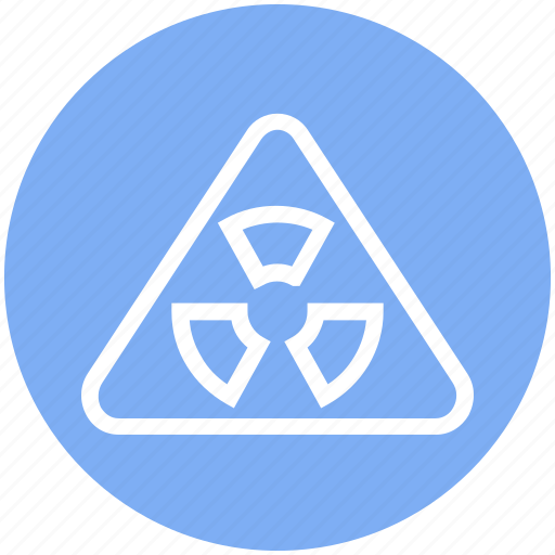 Danger, nuclear, radiation, radioactive, science, toxic icon - Download on Iconfinder