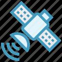 dish antenna, radar, satellite, science, space, technology icon